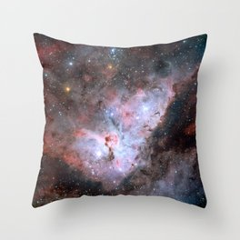 Seabiscuit Throw Pillow