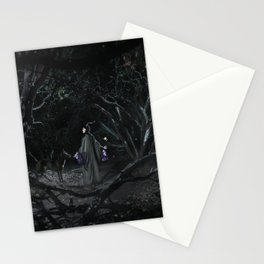 The Wolf and the Fairy by The Labs & Co. Stationery Cards