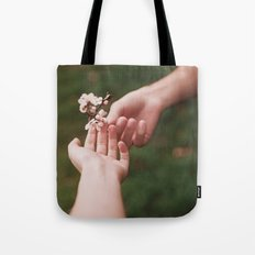 Our spring II Tote Bag