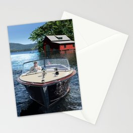Squam Channel Stationery Cards