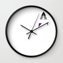 Command Ace Wall Clock