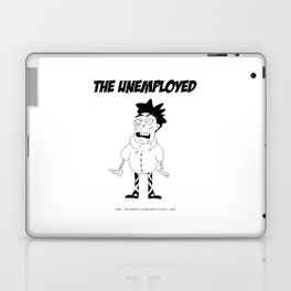 The Unemployed - Stelvio Laptop & iPad Skin