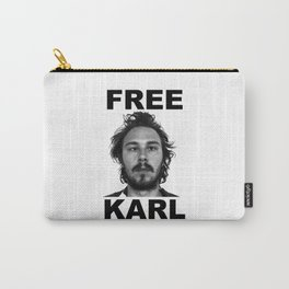 Free Karl Carry-All Pouch