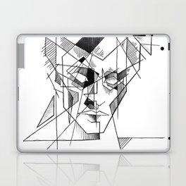 ziggy stardust Laptop & iPad Skin