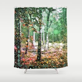 :: Walk in the Woods :: Shower Curtain