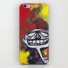 Grimace iPhone & iPod Skin