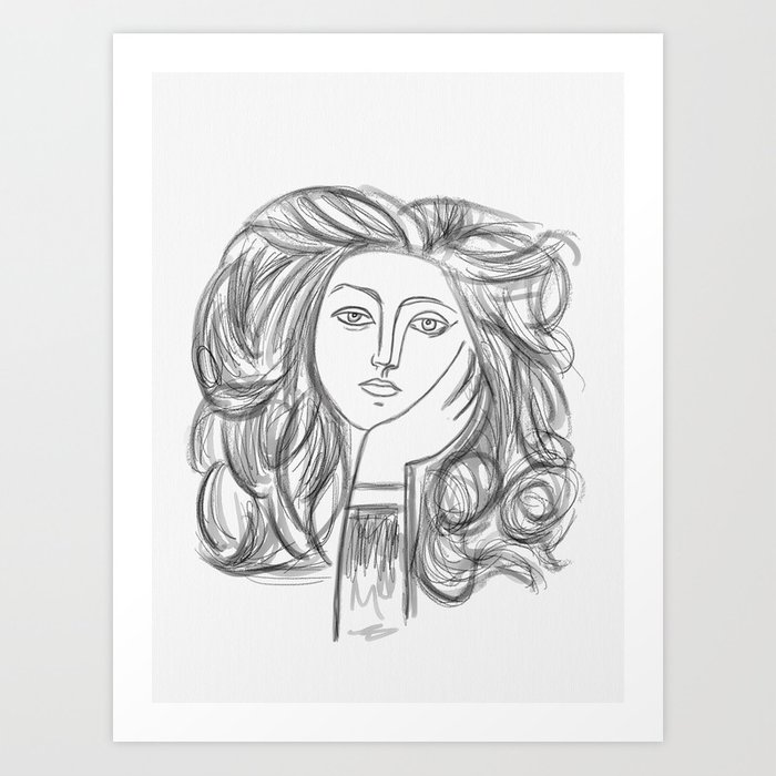 Beauty is everywhere 008 Art Print