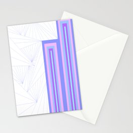 Pattern Number One Stationery Cards