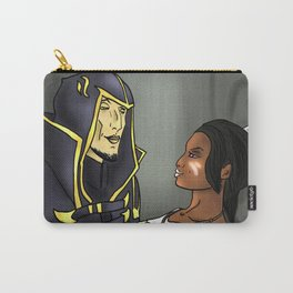 Ondolemar and Dragonborn. Carry-All Pouch