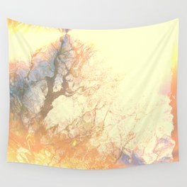Undercurrents III Wall Tapestry