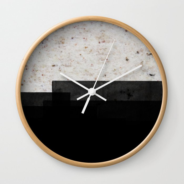Redux II Wall Clock