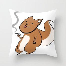 Bonbon Petillant Throw Pillow