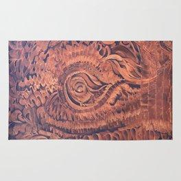 Beauty of wood Rug