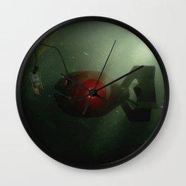 Glassfish Electronics Wall Clock