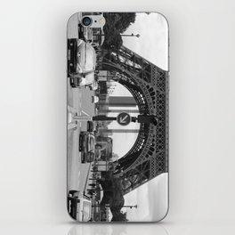 Paris transport iPhone Skin
