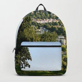 Lyme Regis Landscape Backpack