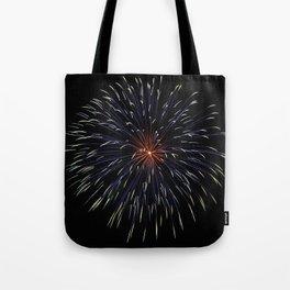 Firework 1 Tote Bag