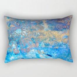 Mindfulness poetry Rectangular Pillow