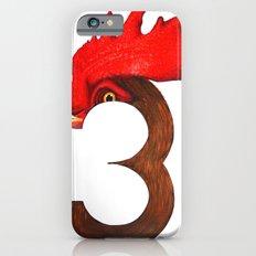 Cock-a-Three iPhone 6s Slim Case