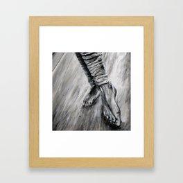 lutalica pt i Framed Art Print
