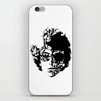 dylan iPhone & iPod Skins featuring Dylan by KATA