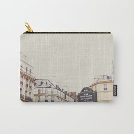 Place Sartre Beauvoir Carry-All Pouch