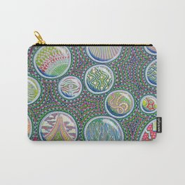 Many Worlds Carry-All Pouch