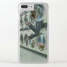 ONLINE EMOTIONS! Clear iPhone Case