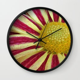 The Striped Dress Wall Clock