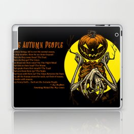 Autumn People 7 Laptop & iPad Skin