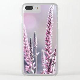 Summer flowers 300 Clear iPhone Case