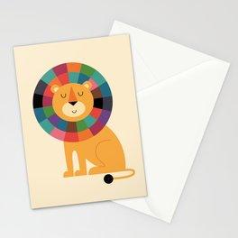 Mr. Confidence Stationery Cards