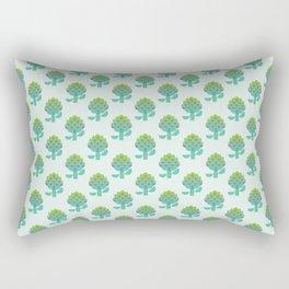 Vegetable: Artichoke Rectangular Pillow