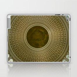 Looking Up - Capitol Rotunda, Washington DC Laptop & iPad Skin