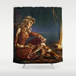 Juliet Shower Curtain
