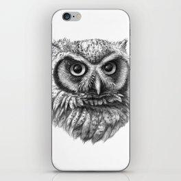 Intense Owl G137 iPhone Skin