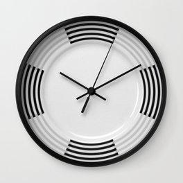 Geometrico Circolare Wall Clock