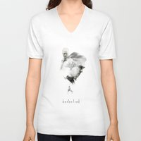 true detective V-neck T-shirts featuring True Detective by Inno Theme
