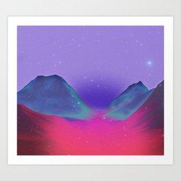 SPACES Art Print