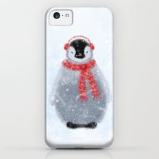Chilly Little Penguin iPhone 5c Slim Case