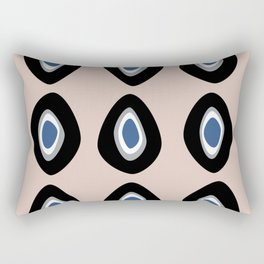 Chasms Rectangular Pillow