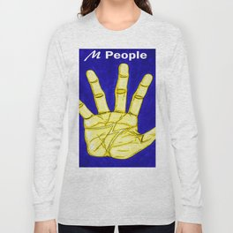 M People Long Sleeve T-shirt