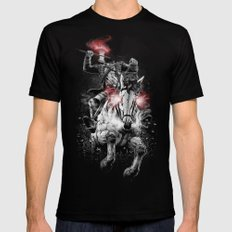 The Headless Horseman Mens Fitted Tee 2X-LARGE Black