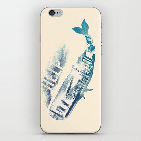 Help iPhone & iPod Skin