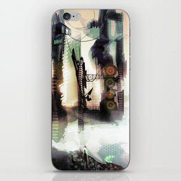 City Lost iPhone Skin