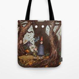 Near Death Tote Bag