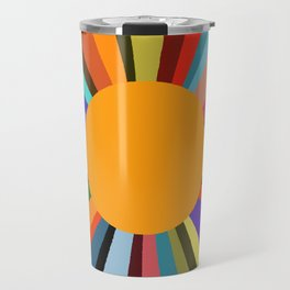 technicolor dream 003 Travel Mug
