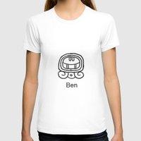 ben giles T-shirts featuring ben by Oana Popan