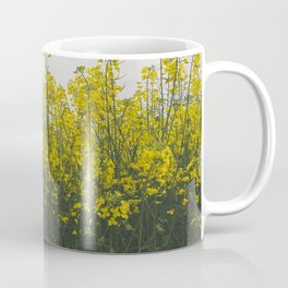 Rape flowers Coffee Mug