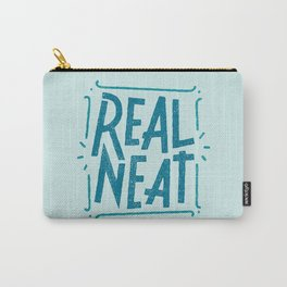 REAL NEAT, Part 2 Carry-All Pouch